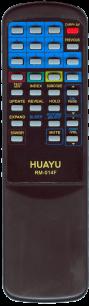 HUAYU FUNAI RM-014F [UNIVERSAL] оригинальный пульт ДУ универсальные - магазин Remote - Фото 1