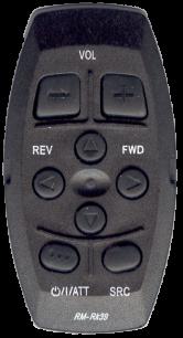 JVC RM-RK39  [AUTO] оригинальный пульт ДУ для автомагнитол автомобильных TV/DVD систем - магазин Remote - Фото 1