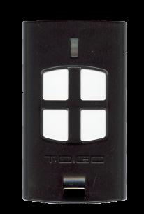 Beninca T0.GO 4WV 4CH 433 MHz плавающий код [RF] оригинальный пульт ДУ для ворот и шлагбаумов - магазин Remote - Фото 1