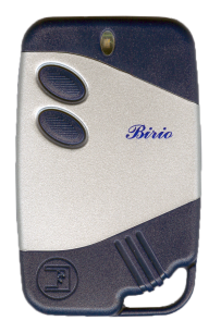 FADINI Birio 2CH 868MHz плавающий код [RF] оригинальный пульт ДУ для ворот и шлагбаумов - магазин Remote - Фото 1