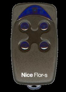 NICE Flo4R-S 4CH 433MHz плавающий код [RF] оригинальный пульт ДУ для ворот и шлагбаумов - магазин Remote - Фото 1