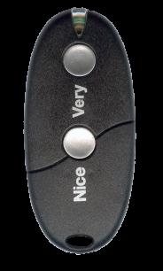 NICE Very 2CH 433MHz плавающий код [RF] оригинальный пульт ДУ для ворот и шлагбаумов - магазин Remote - Фото 1