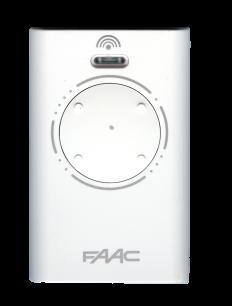 FAAC XT4 SLH MASTER 4CH 433MHz плавающий код [RF] оригинальный пульт ДУ для ворот и шлагбаумов - магазин Remote - Фото 1