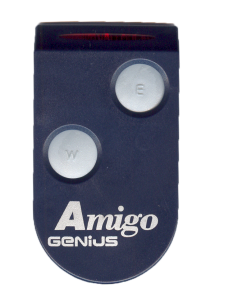 GENIUS Amigo JA332 2CH 868 MHz плавающий код [RF] оригинальный пульт ДУ для ворот и шлагбаумов - магазин Remote - Фото 1