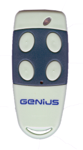 GENIUS TX4 4CH 433MHz плавающий код [RF] оригинальный пульт ДУ для ворот и шлагбаумов - магазин Remote - Фото 1