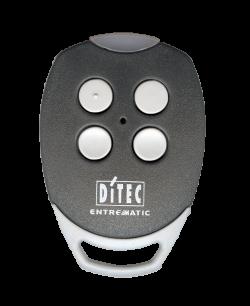 DiTEC GOL4 4CH 433MHz плавающий код [RF] оригинальный пульт ДУ для ворот и шлагбаумов - магазин Remote - Фото 1