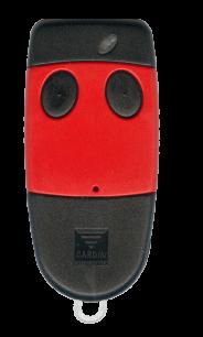 Cardin S486-QZ2 2CH 868MHz плавающий код [RF ] оригинальный пульт ДУ для ворот и шлагбаумов - магазин Remote - Фото 1
