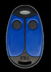 SEA Coccinella 2CH 868MHz плавающий код [RF] оригинальный пульт ДУ для ворот и шлагбаумов - магазин Remote - Фото 1