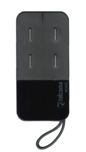 Telcoma Noire4e 4CH 433MHz плавающий код [RF] оригинальный пульт ДУ для ворот и шлагбаумов - магазин Remote - Фото 1