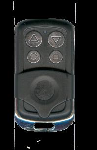 JJ-RC-SM01 TX-MULTI (433 МГц) универсальный брелок, динамический и фиксированный код [RF UNIVERSAL] оригинальный пульт ДУ для ворот и шлагбаумов - магазин Remote - Фото 1