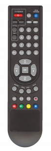 Romsat T2 RS-300 [DVB-T2] пульт ДУ Т2 тюнера - магазин Remote - Фото 1