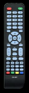 AKAI CX-507 [TV] пульт ДУ  для телевизора - магазин Remote - Фото 1