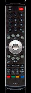 TOSHIBA CT-90272 [TV] пульт ДУ  для телевизора - магазин Remote - Фото 1