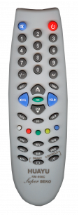 HUAYU BEKO RM-906C [UNIVERSAL] оригинальный пульт ДУ универсальные - магазин Remote - Фото 1