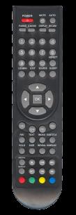 AKAI/BRAVIS/SATURN/SHIVAKI STV-22LED5 [TV] пульт ДУ  для телевизора - магазин Remote - Фото 1