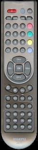 HUAYU BBK/ROLSEN  RM-125E [UNIVERSAL] оригинальный пульт ДУ универсальные - магазин Remote - Фото 1