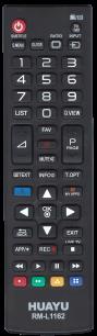 HUAYU LG RM-L1162 3D LCD TV [UNIVERSAL] оригинальный пульт ДУ универсальные - магазин Remote - Фото 1