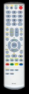 TOSHIBA DC-G1U [TV+DVD] пульт ДУ  для телевизора - магазин Remote - Фото 1