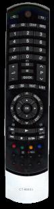 TOSHIBA CT-90405 [PLASMA,3D,LCD TV] пульт ДУ  для телевизора - магазин Remote - Фото 1