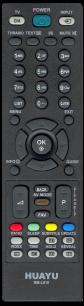 HUAYU LG RM-L810 LCD TV универсальный [UNIVERSAL] оригинальный пульт ДУ универсальные - магазин Remote - Фото 1