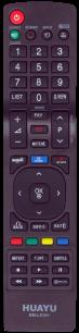 HUAYU LG RM-L915+ LCD TV 3D универсальный [UNIVERSAL] оригинальный пульт ДУ универсальные - магазин Remote - Фото 1