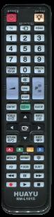 HUAYU SAMSUNG RM-L1015 LCD TV универсальный [UNIVERSAL] оригинальный пульт ДУ универсальные - магазин Remote - Фото 1