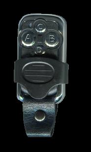 RS010X ROGER H80 / ROGER TX22 постоянный код (433 MHz) [RF] пульт ДУ для ворот и шлагбаумов - магазин Remote - Фото 1