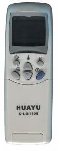 HUAYU LG K-LG1108  универсальный [UNIVERSAL for Conditioner] оригинальный пульт ДУ для кондиционеров - магазин Remote - Фото 1