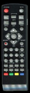 STRONG T2 STR 8202 [DVB-T2] пульт ДУ Т2 тюнера - магазин Remote - Фото 1