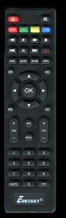 EUROSKY ES-108 / SKYPRIME M9 HD [SAT] пульт ДУ для спутниковых и кабельных тюнеров - магазин Remote - Фото 1