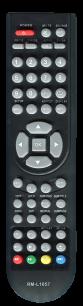 HUAYU AKIRA/POLAR/IZUMI RM-L1057 универсальный [UNIVERSAL]  оригинальный пульт ДУ универсальные - магазин Remote - Фото 1