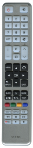 TOSHIBA CT-8035 [LCD, LED TV] пульт ДУ  для телевизора - магазин Remote - Фото 1