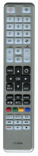 TOSHIBA CT-8040 [LCD, LED TV] пульт ДУ  для телевизора - магазин Remote - Фото 1