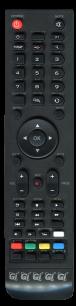 Galaxy Innovations Gi HD MINI PLUS / AMIKO Mini HD [SAT] пульт ДУ для спутниковых и кабельных тюнеров - магазин Remote - Фото 1
