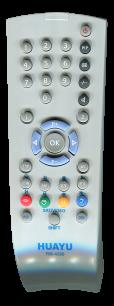 HUAYU GRUNDIG RM-4280 TV универсальный [UNIVERSAL] оригинальный пульт ДУ универсальные - магазин Remote - Фото 1