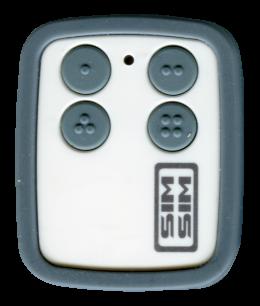 SIM-SIM универсальный обучаемый мультичастотный (315,433,868Mhz) [RF UNIVERSAL] оригинальный пульт ДУ для ворот и шлагбаумов - магазин Remote - Фото 1