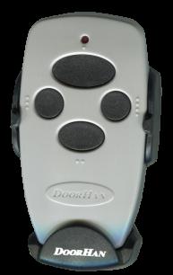 DOORHAN Transmitter 4 433MHz плавающий код [RF] оригинальный пульт ДУ для ворот и шлагбаумов - магазин Remote - Фото 1