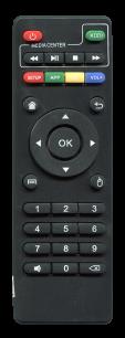 INeXT TV / X96 / MXQ S850 [IPTV, ANDROID TV BOX] оригинальный пульт ДУ для IPTV, smart TV, Android тв приставок - магазин Remote - Фото 1