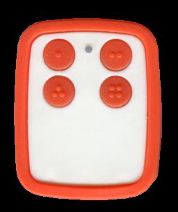 WHY EVO TX4 SIM-SIM  универсальный обучаемый мультичастотный 315/330/433.92/868Mhz [RF UNIVERSAL] оригинальный пульт ДУ для ворот и шлагбаумов - магазин Remote - Фото 1