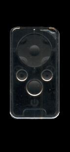 QN-RD129B-13 (433MHz) универсальный обучаемый постоянный код [RF UNIVERSAL] оригинальный пульт ДУ для ворот и шлагбаумов - магазин Remote - Фото 1