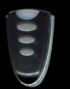 QN-RS172X FAAC FIX3 DTM NEO плавающий код (433 MHz) [RF] пульт ДУ для ворот и шлагбаумов - магазин Remote - Фото 1