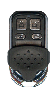 RS027X Genius CASALI/433RC/A252/BRAVO плавающий код (433 MHz) [RF] пульт ДУ для ворот и шлагбаумов - магазин Remote - Фото 1