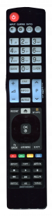 LG AKB 74455401 [LED SMART TV] пульт ДУ  для телевизора - магазин Remote - Фото 1