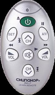 CHUNGHOP RM-L7 универсальный обучаемый [UNIVERSAL] пульт ДУ универсальные - магазин Remote - Фото 1