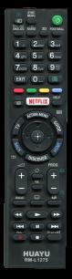 HUAYU SONY RM-L1275 TV универсальный [UNIVERSAL] оригинальный пульт ДУ Пульты ДУ - магазин Remote - Фото 1