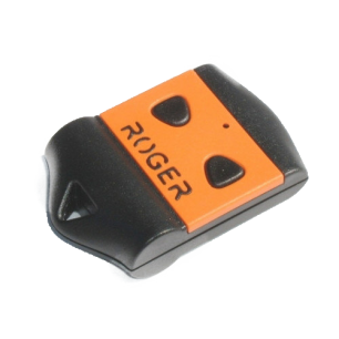 ROGER TX22/TX52R/H80/E80/M80 433MHz [RF] оригинальный пульт ДУ для ворот и шлагбаумов - магазин Remote - Фото 1