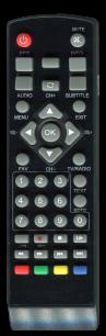 ROMSAT T2 TR-9005 / TRIMAX T2 TR-2015 HD FTA PVR [DVB-T2] пульт ДУ Т2 тюнера - магазин Remote - Фото 1