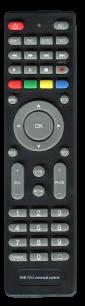 HUAYU T2 DVB-T2+3 универсальный [UNIVERSAL DVB-T2] оригинальный пульт ДУ Т2 тюнера - магазин Remote - Фото 1