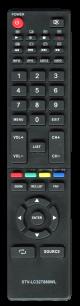 BRAVIS / SUPRA STV-LC32T880WL / ROLSEN RL-24E1504T2C [LCD TV] пульт ДУ  для телевизора - магазин Remote - Фото 1