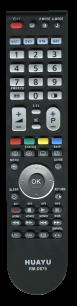 HUAYU HITACHI RM-D875 TV универсальный [UNIVERSAL] оригинальный пульт ДУ универсальные - магазин Remote - Фото 1